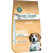 ARDEN GRANGE DOG ADULT PORK & RICE