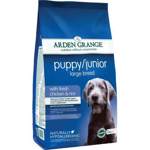 ARDEN GRANGE DOG PUPPY JUNIOR L.BREED
