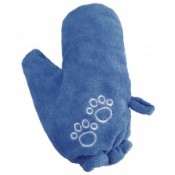 Drying glove for cats