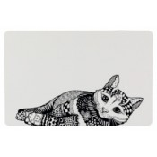 Place mat for cats