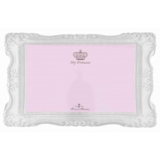 My Princess place mat, 44 ? 28 cm, pink, My Princess